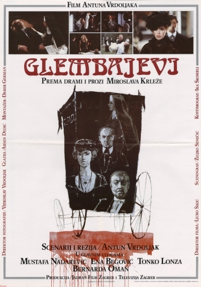 Dvd Glembajevi online - Mithila